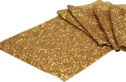 gold-sequin-runner